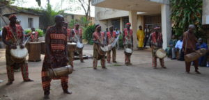 Sierra Leone national dance group
